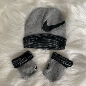 Baby Nike Hat and Socks